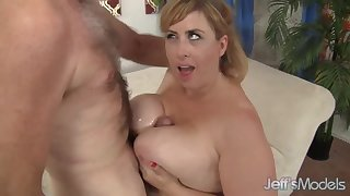 BBW MILF Lila Lovely riding mature learn of