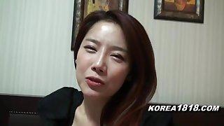 KOREA1818.COM - Hot Korean Girl Filmed be advisable for SEX