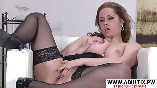 Adorable Adult Daria Glower Not far from Prick Hard Devoted Step son - daria glower