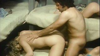 Vintage Orgy Time