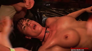 Load Gangbang - Dirty Leonie Lasalle - P.2