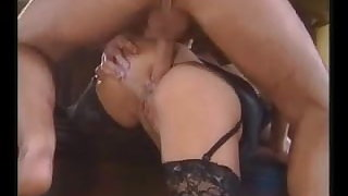 Delfynn Delage Gets Humped By The Piano Teacher