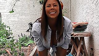Alexis' Dildo Originate in