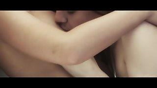 Flow - Milana Blanc & Olivia Grace - SexArt