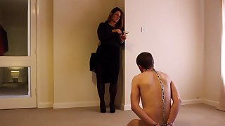 Cfnm fetish amateur femdom hoes jerk off dead duck by way of party