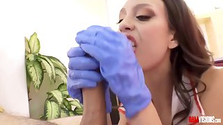 Jade Nile is a dirty minded be fond of who likes to win fucked in the ass