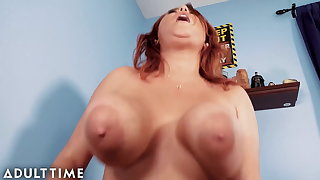 JOI Mom - StepMom Helps You With Your Howler Before Church